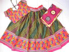 Navratri chaniya choli Black by Indian designer with by mfussion
