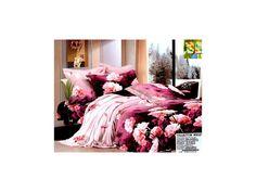 Povlečení 3D FIALA 200x220 - BytovyShop.cz Bed, Furniture, Home Decor, Decoration Home, Stream Bed, Room Decor, Home Furnishings, Beds, Home Interior Design