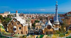 Barcelona! Just a few weeks!