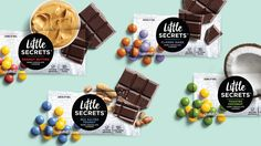 Ever get that craving for something sweet in the middle of the night? Try  Little Secrets and curb your appetite.
