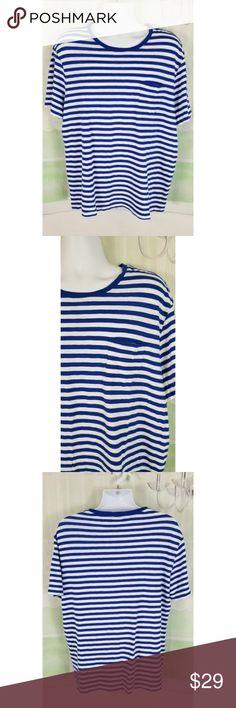 a3026e7f405b2a Polo Ralph Lauren men s striped pocket TShirt NWOT Polo Ralph Lauren men s  pocket T-Shirt