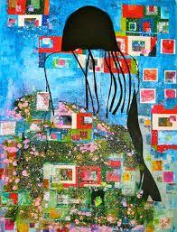 Work by artist Joan Andal Romano