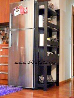 Bisozozo: IKEA Laiva Bookcase Hack #ibabloggers