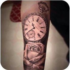 Tattoos, tattoo kind, tattoo tattoos for kids, small tattoos, key tat Girly Tattoos, Mini Tattoos, Tattoos Skull, Trendy Tattoos, Rose Tattoos, New Tattoos, Body Art Tattoos, Small Tattoos, Vintage Clock Tattoos