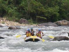 Turismo aventura en el Río Filobobos.