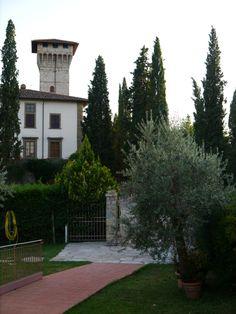 Tuscany- Castello Vicchiomaggio in Chianti Region