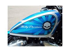 Custom Motorcycle Paint Jobs, Custom Paint Jobs, Custom Tanks, Motorcycle Tank, Honda Shadow, Cool Tanks, Bobber Chopper, Airbrush Art, Cool Motorcycles