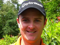 Justin Rose Golf, Moving To England, Back Gardens, Hampshire, First Time, South Africa, Dads, Plastic, Club