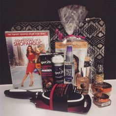 It's that time of the month when we treat one of our lucky social media followers to a Glam UK goodie bag full of marvellous treats!Beat the January blues with our New Year giveaway, full of...