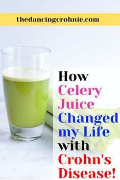 If you have Crohn's Disease, Ulcerative Colitis any form of IBD or even IBS, this is a must read. The author talks how celery juice improved her Crohn's symptoms. Crohns Disease Quotes, Crohns Disease Diet, Disease Symptoms, Crohn's Disease, Autoimmune Disease, Juicing For Health, Health Diet, Crohns Recipes, Diet Recipes