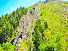 Devil's Slide. Morgan, Utah. 2010