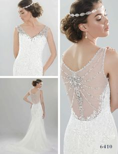 Lillian West LW 6410- The Blushing Bride boutique in Frisco, Texas