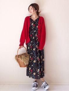 ぜったいコレ可愛い!寒い季節に明るめカラーで着こなす大人ガーリーなコーデ15選 - Yahoo! BEAUTY
