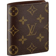 Homme  Louis Vuitton Portefeuille Magellan Toile MoNom M60045 138.50