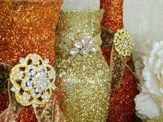 Wedding Centerpiece Wedding Decorations Fall Wedding by KPGDesigns, $39.00