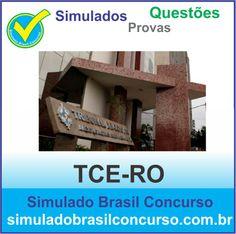 Boa noite Concurseiros, para quem vai prestar o próximo Concurso do TCE-RO nada melhor que já começar a estudar com nossos novos Simulados e Questões.  http://simuladobrasilconcurso.com.br/simulados/concursos/?filtro_concurso=3240  Descubra!!! Compartilhe!!! Curta!!!  Muito Obrigada e Bons Estudos, Simulado Brasil Concurso  #SimuladoBrasilConcurso, #SimuladoTCERO