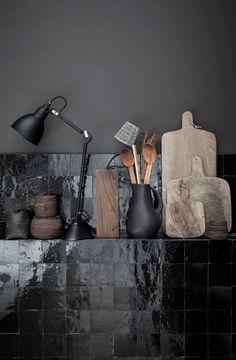 Landelijke keuken wandtegels via Designtegels.nl