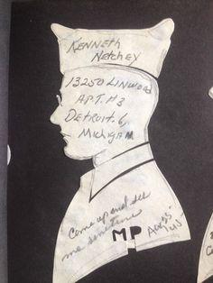 2753 - Kenneth Netchey, 13250 Linwood, Apt 3, Detroit 6, MI