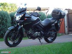 Motocykl - Szosowy / Turystyczny Suzuki DL