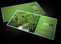 Photography Business Card by Glengoh