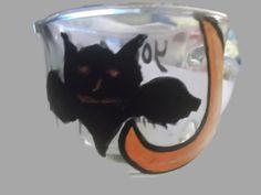 Coffee Tea Soup Halloween For Heroes Glass Mug You by missy69