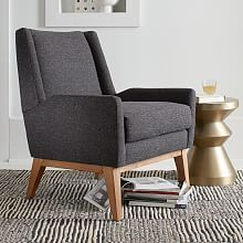 Modern furniture for every room. Find contemporary sofas, headboards, dining tables, and more at west elm furniture store. New Furniture, Living Room Furniture, Furniture Design, Furniture Refinishing, Home Office, Accent Chairs For Living Room, 5 W, Tola, Dining Table Chairs