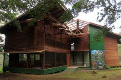 pocosol station lodge   - Costa Rica