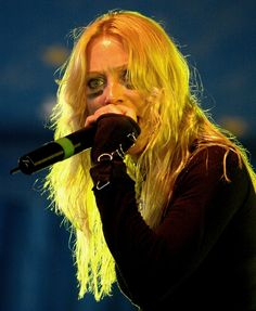 Angela Gossow, Arch Enemy, Heavy Metal, Concert, Lady, Music, Photography, Beauty, Instagram