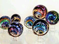 Vortex marbles