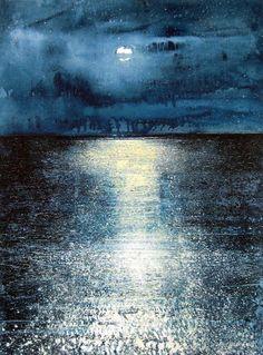 Stewart Edmondson - August Moon (2012)    Tumblr