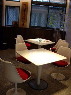 #TULIP CHAIR鬱金香椅-東海大學博雅書院