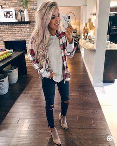 53 Leuke dames mode-Outfits-ideeën - ' s fashion outfit ideeën Perfect Fall Outfit, Casual Fall Outfits, Fall Winter Outfits, Spring Outfits, Winter Wear, Casual Winter, Dress Winter, Casual Shoes, Classy Outfits