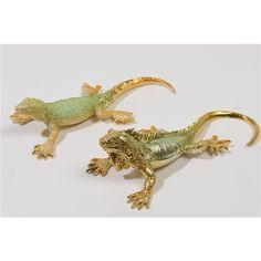 Gouden Reptiel