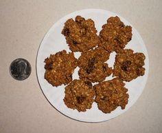 Fabulous 45 Calorie Oatmeal Raisin Cookies Recipe