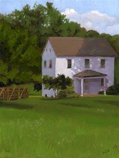 """""""SIMPLE OLD HOUSE""""  © Nancy Herman"""