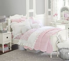 Ella Bedroom Set #pbkids