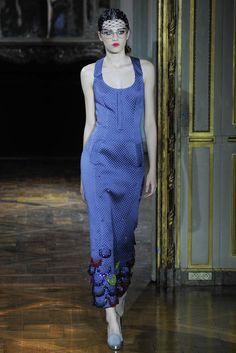 Ulyana Sergeenko - Fall 2015 Couture