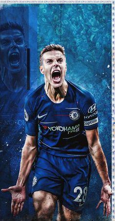 Chelsea Football Team, Chelsea Players, Football Art, Football Players, Football Stuff, Fcb Wallpapers, Chelsea Wallpapers, Chelsea Fc Wallpaper, Chelsea Blue