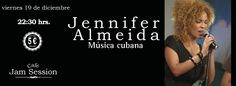 Jennifer Almeida en Cafe Jam Session, Ourense music musica concerto concierto