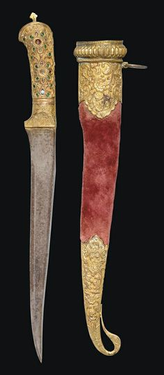 Inspiration for Gaultier's dagger in One Knight's Return, book 2 of the Rogues & Angels series of #medievalromances by #ClaireDelacroix