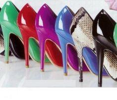 """""""Gli uomini sono come le scarpe col tacco. Ci sono quelli belli che fanno...leggi il seguito su www.blogandthecit..."""