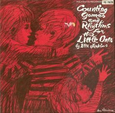 1964 ella jenkins counting games and rhythms for the little ones folkways fc