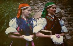 Nagybátony, 1928 - Hungary Folk Costume, Costumes, Folk Dance, Handkerchiefs, Folk Music, Hungary, Budapest, Folk Art, Past