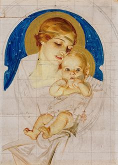 Art In A Busy World: J. C. Leyendeckers Sketch Canvases