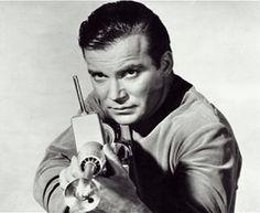 #StarTrek #TOS #TheOriginalSeries #CaptainKirk #James #Tiberius #Kirk #PhaserRifle