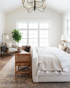 Home Interior Living Room .Home Interior Living Room Home Decor Kitchen, Home Decor Bedroom, Living Room Decor, Airy Bedroom, Kitchen Rustic, White Bedrooms, Bedroom Rustic, Bedroom Inspo, Bedroom Furniture
