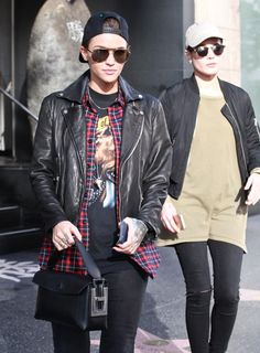 Ruby Rose steps out with a new girlfriend at Katsuya sushi