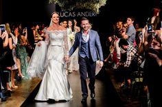 Grandes Marcas de Vestido de Noiva Desfilam em São Paulo