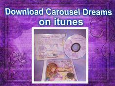 Download Multi Award Winning Carousel Dreams lullabies on itunes! #itunes #carouseldreams #moondreamsmusic #babymusic #download #lullabies #lullaby #sleep #bedtime