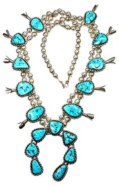Navajo Squash Blossom Necklace | Having a Moment | One Kings Lane